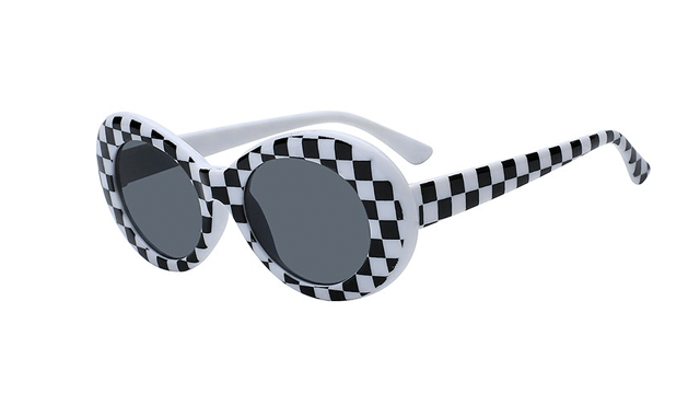 Clouty Checkered