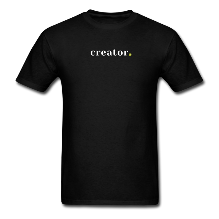 Creator Men's T-Shirt - black