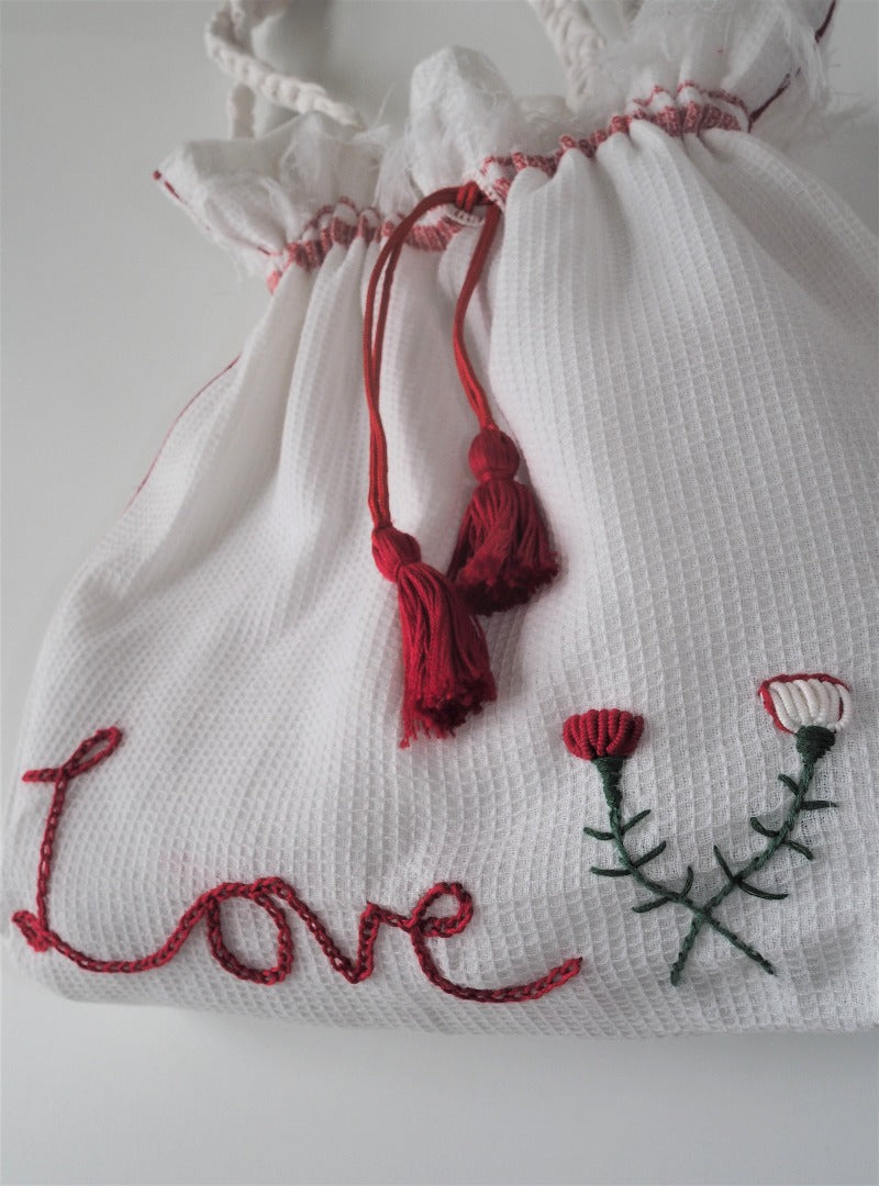 Love Cotton Bag