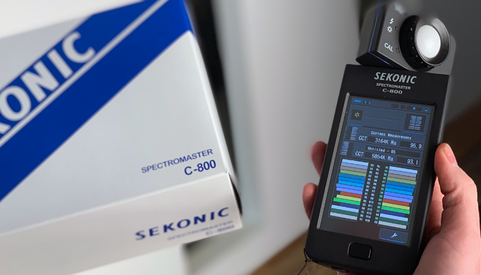 Sekonic C-800 SpectroMaster Colour Meter