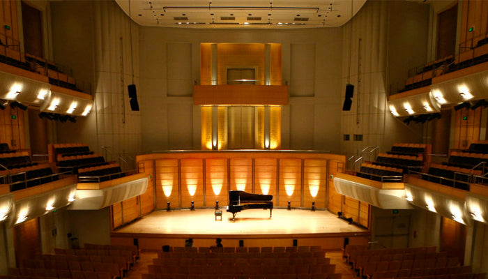 View City Recital Hall