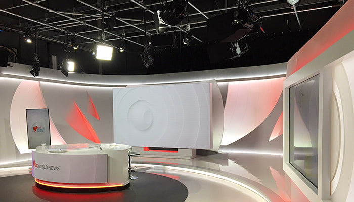View SBS World News Studio Sydney