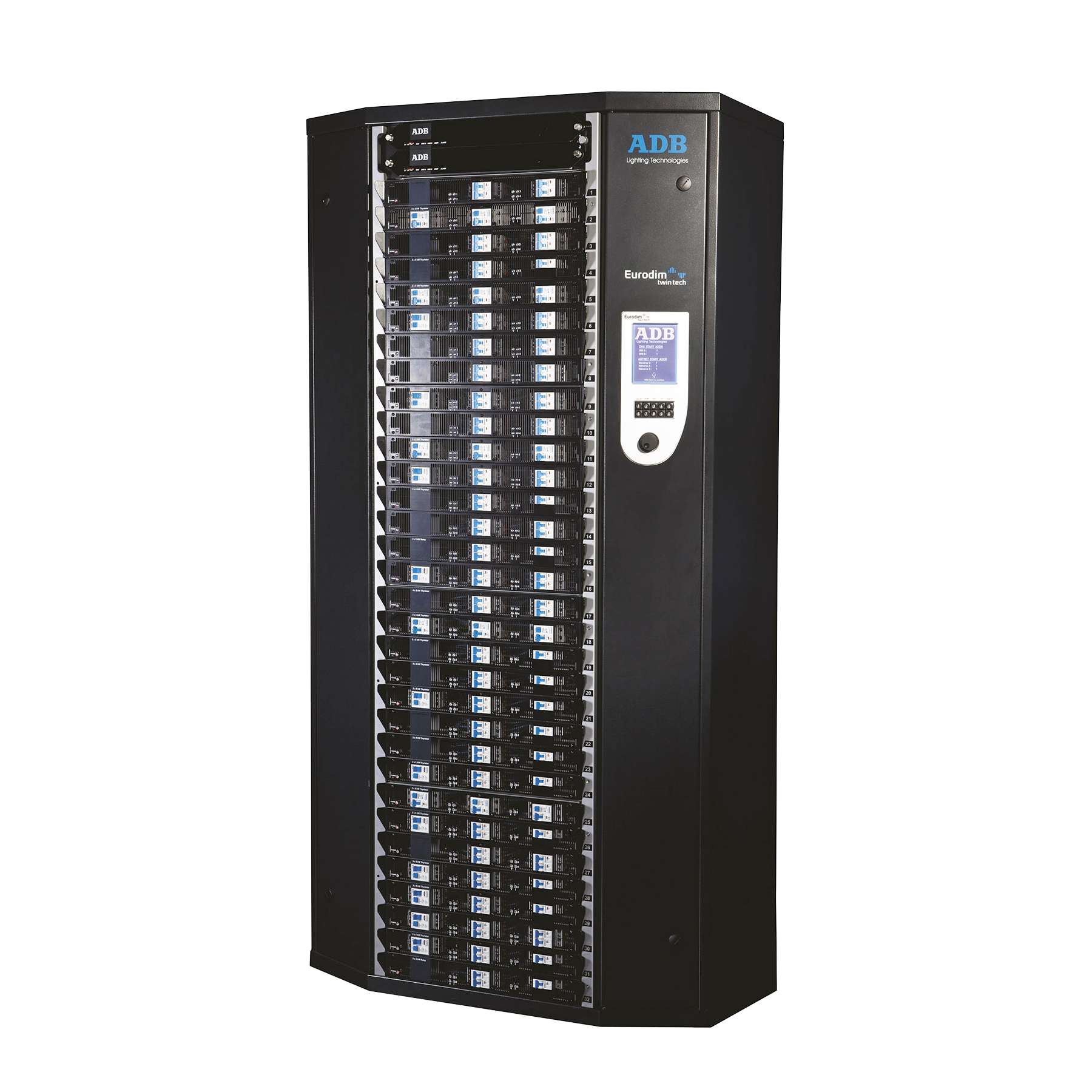 ADB AEURODIM Twin Tech Dimmer Rack