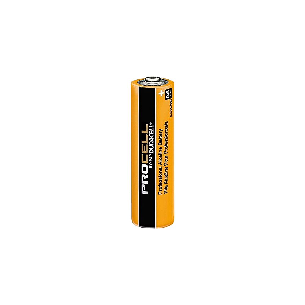 Duracell PC1500 - Battery AA Cell