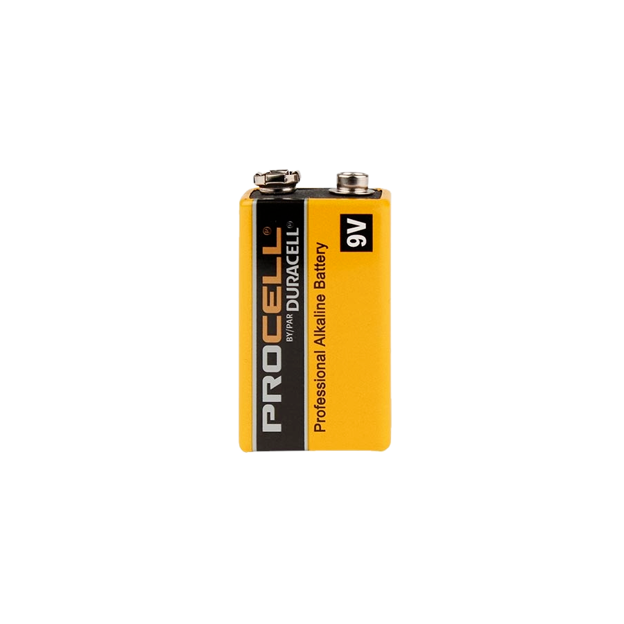 Duracell PC1604 - Battery 9V