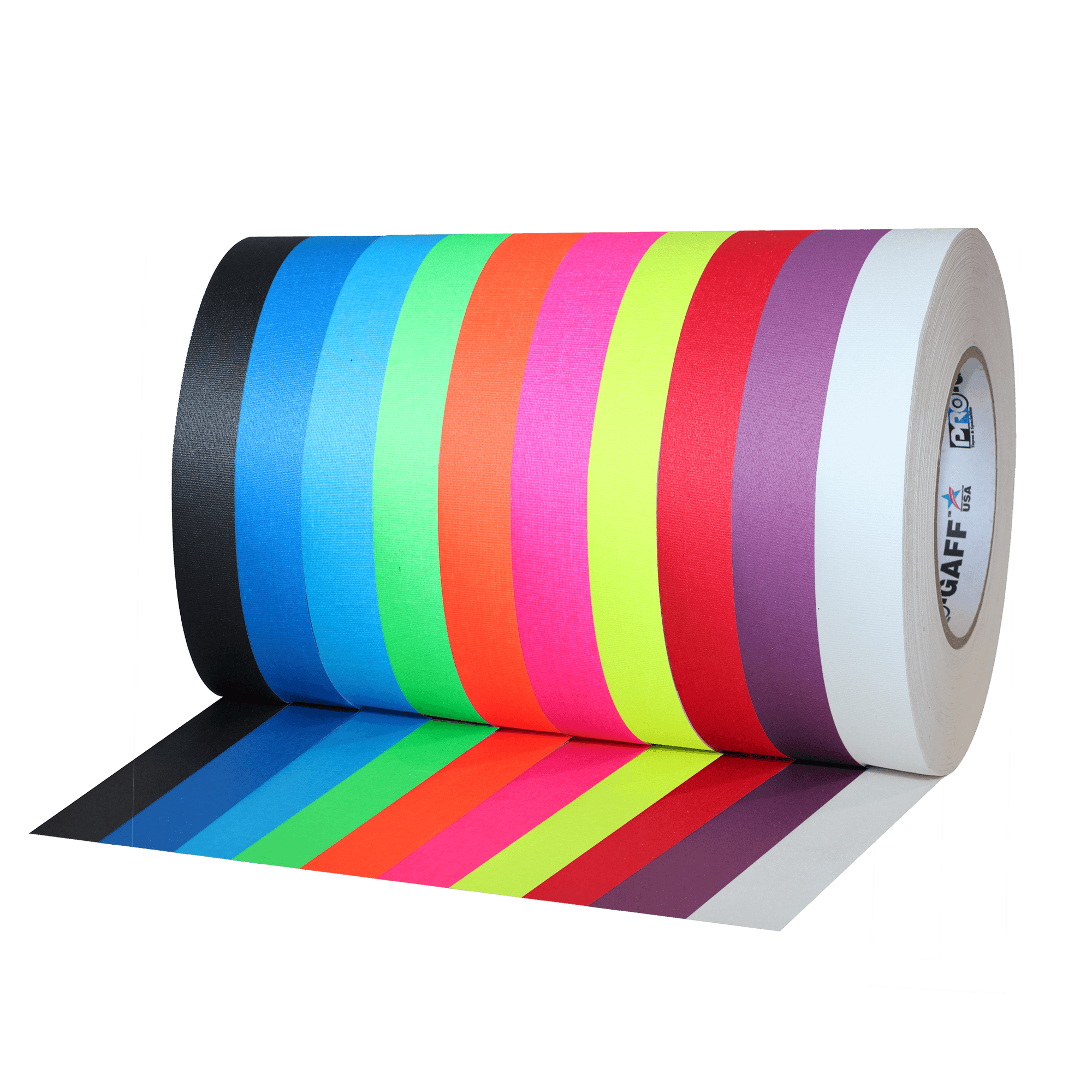 Pro Tapes Gaffer Camera Tape 1""