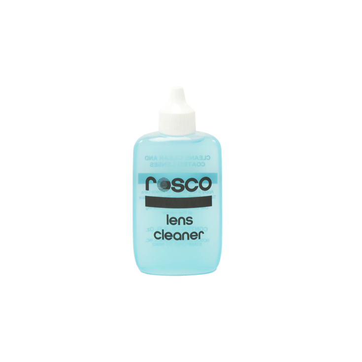 Rosco Fluid Lens Cleaner 2 Oz Bottle