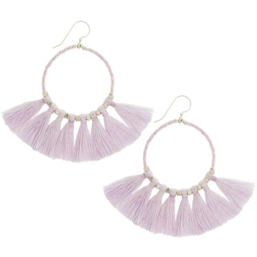 The Dreamer Earring, Seashell - Aid Through Trade