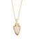 Abbakka Arrowhead Necklace - Rose - Matr Boomie (Jewelry)