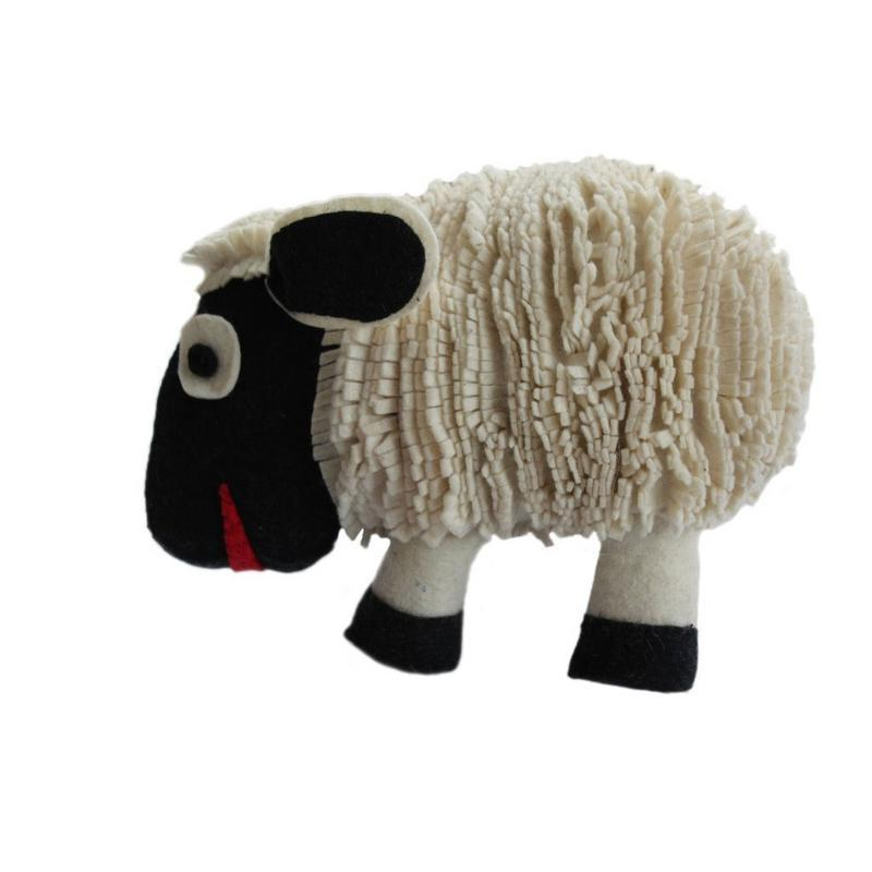 Felted Friend Sheep Design -