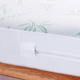 Imperial Home - Bamboo Premium Hypoallergenic Waterproof Mattress Encasement
