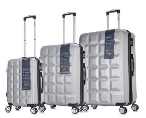 Morano Cruise Hardcase 3PC Luggage Set