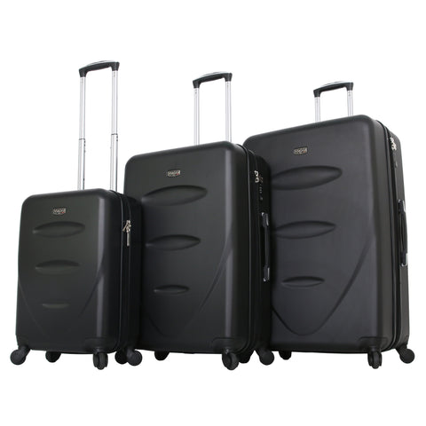 Mia Viaggi Valentia Hardcase 3PC Luggage Set