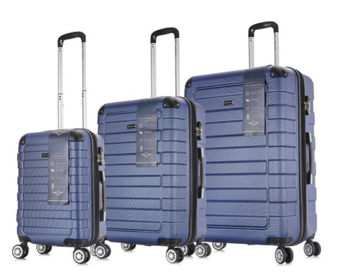 Morano Linear Hardcase 3PC Luggage Set