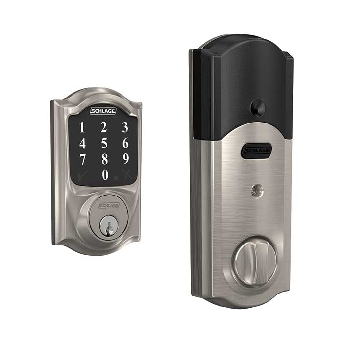 Schlage Connect BE468 Deadbolt