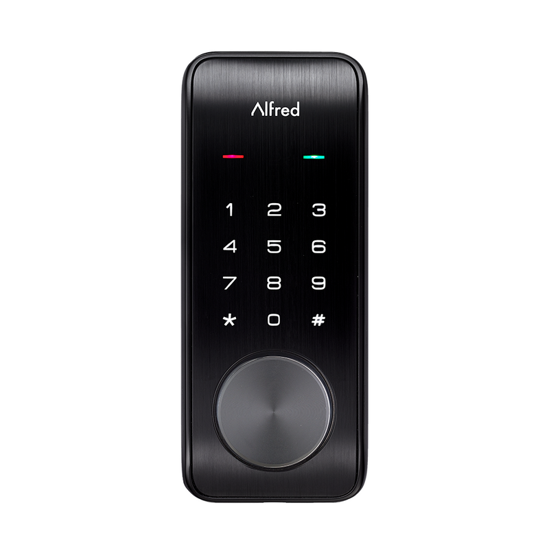 Alfred DB2 Smart Door Lock With Z-Wave Accessory