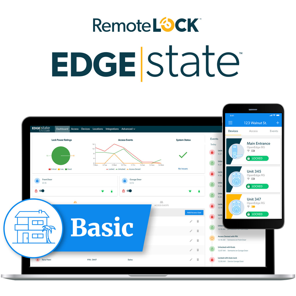 EdgeState Basic Subscription