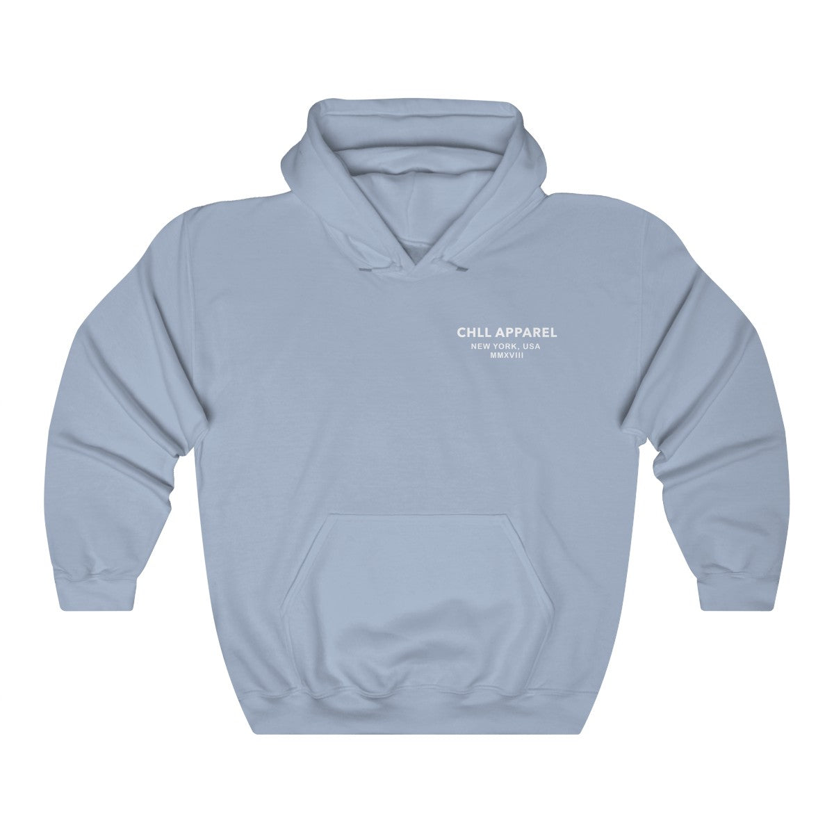 CHLL OUT HOODIE (alternate colors)