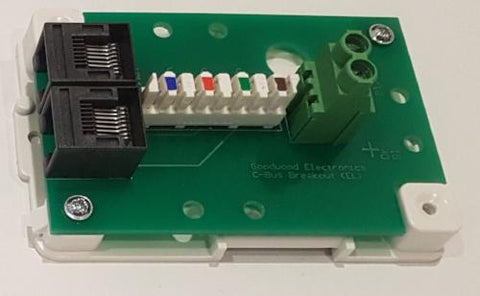 C-Bus Automation Breakout Junction Box