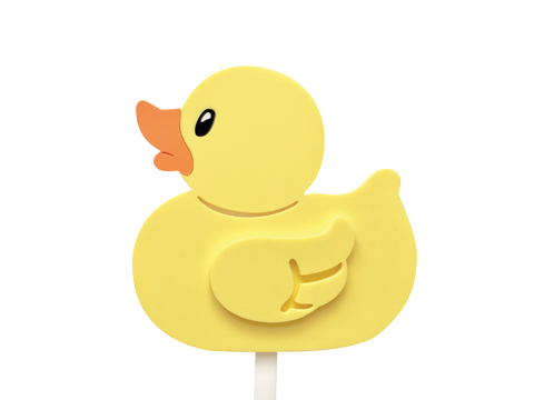 RUBBER DUCKY - Cake Topper