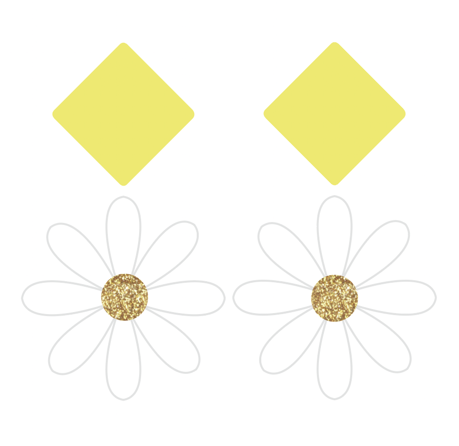 CUSTOM | DAISY EARRINGS