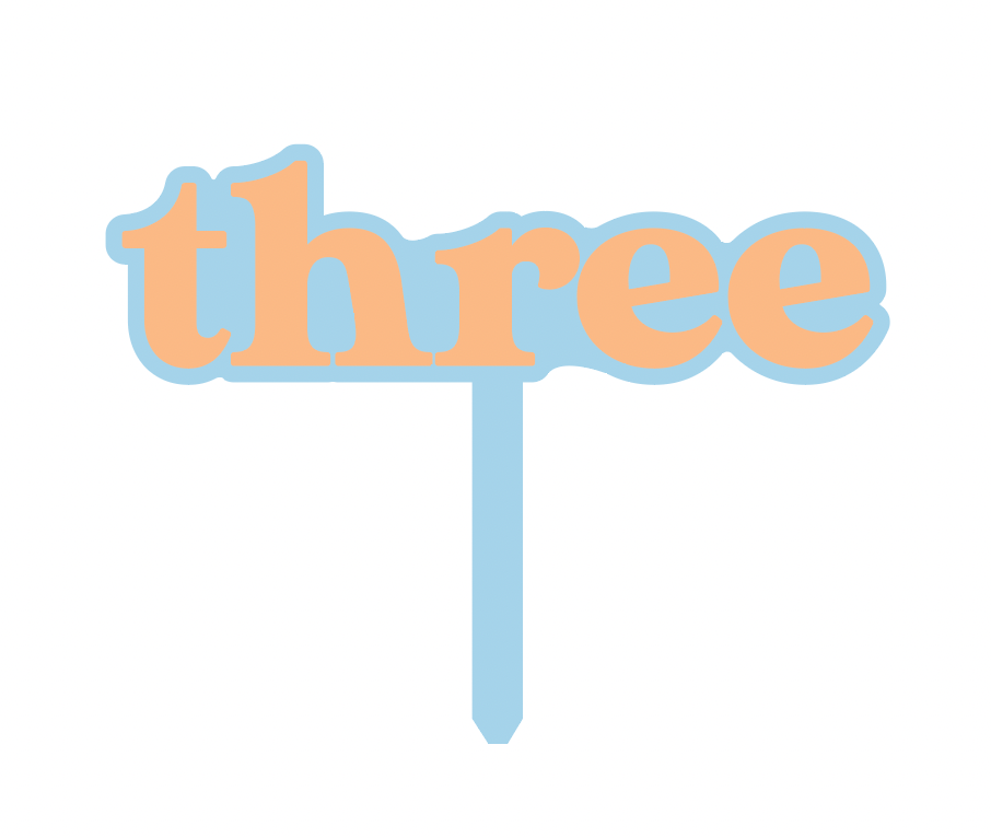 CUSTOM | THREE