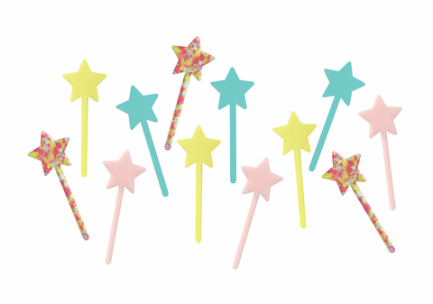 STAR MINI TOPPER SET - ZING