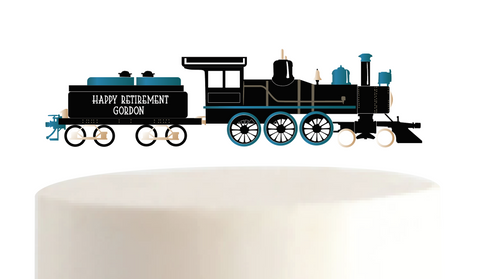 CUSTOM | RETIREMENT TRAIN