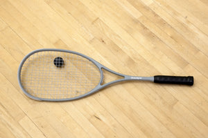 Buy Gracelyne Gray Squash Racquet (racket) frame for sale. Beginner, intermediate, advanced, pro, college, players. Light-weight, well balanced squash racquet Gracelyne is where you can buy your squash racquet and equipment needs today. Squash For sale.