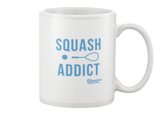 Load image into Gallery viewer, Squash Addict Coffee Mug
