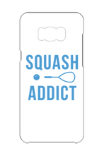 Load image into Gallery viewer, Samsung S8 Case - Squash Addict