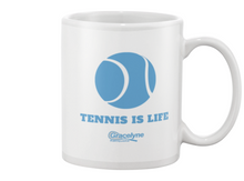 Load image into Gallery viewer, Tennis is Life Coffee Mug