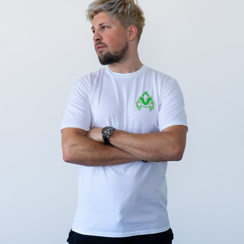 Wraith® Limited Edition Slime Green Logo Tee