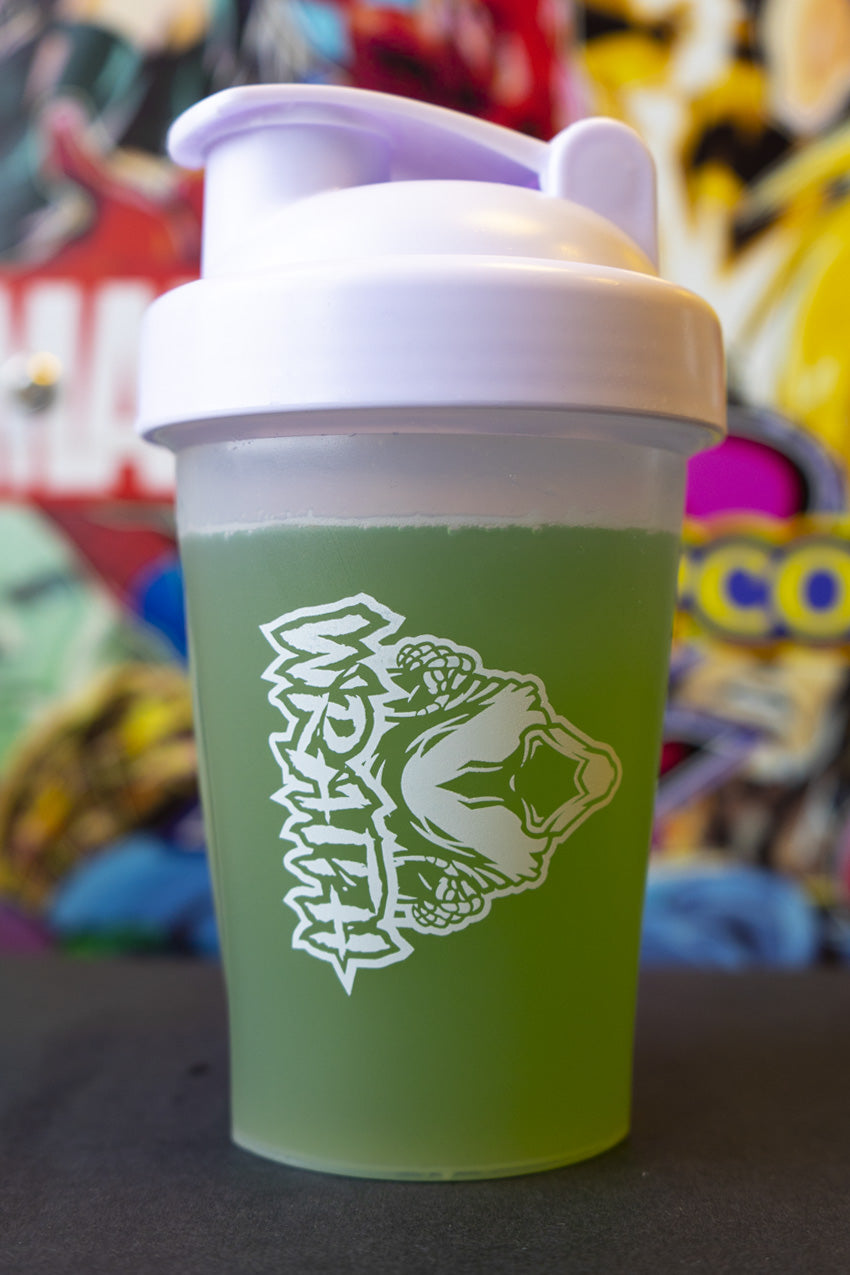 Wraith 174 Gaming Fuel Energy Drink Formula Sour Apple