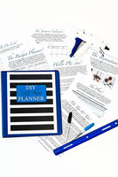 The DIY Project Planning Binder (30 Pages)