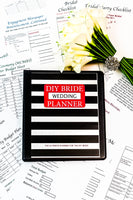 The Best Ultimate Wedding Planner Binder - MissPlanItShop.com