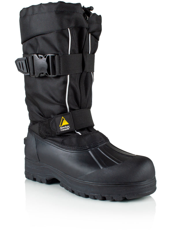 Ascent 3 mens warm waterproof pac boot