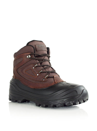 Cedar brown ultralight waterproof mens boots