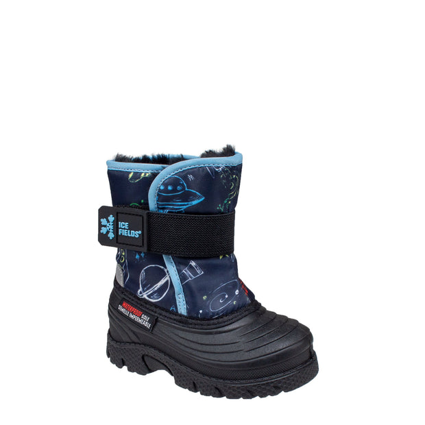 navy_alternate insulated waterproof infants boots