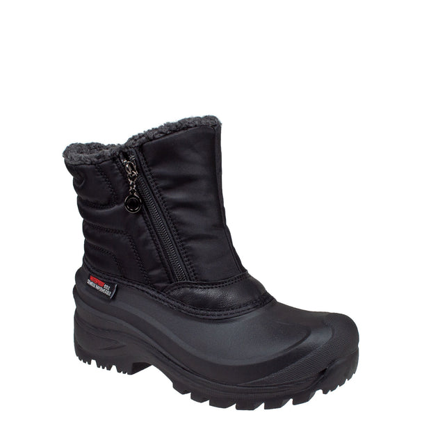 black_alternate insulated women's winter boots