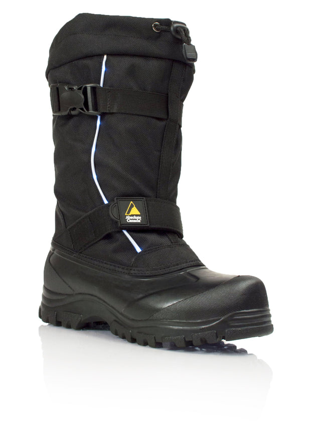 Black Women's Horizon waterproof winter boot