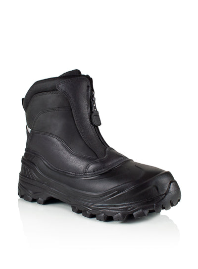 Nero black men's ultralight warm waterproof boots