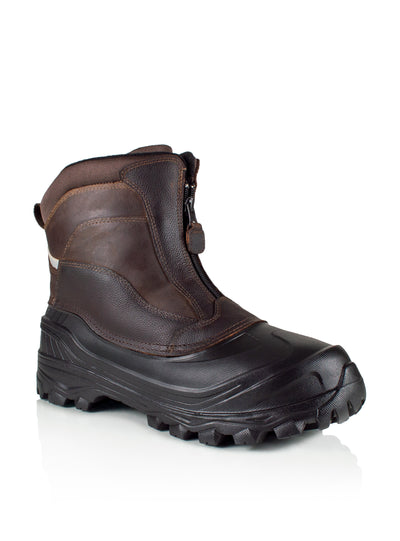 Nero brown men's ultralight warm waterproof boots