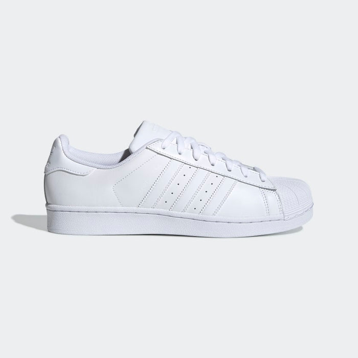 N370 Adidas concha Super Star originals blanco total
