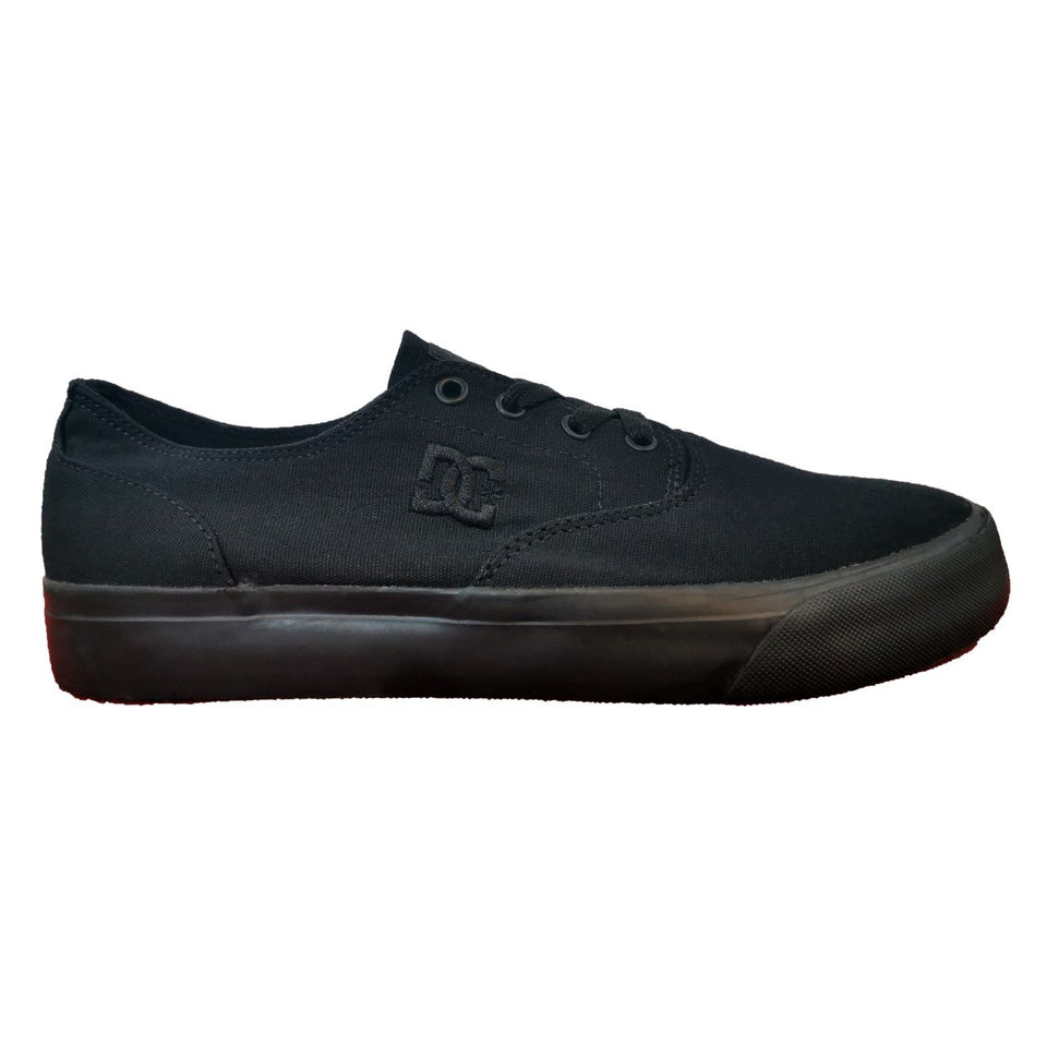 DC Flash2TXMX negro total Mod68 Tenis skate casual negro total