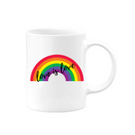 Love is Love Rainbow Mug