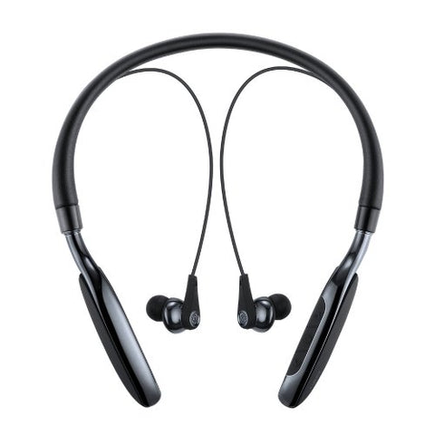 Noise-Cancelling Neckband Headset