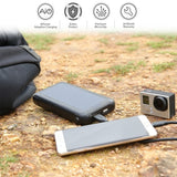 20000mAh Dual USB Port Solar Battery