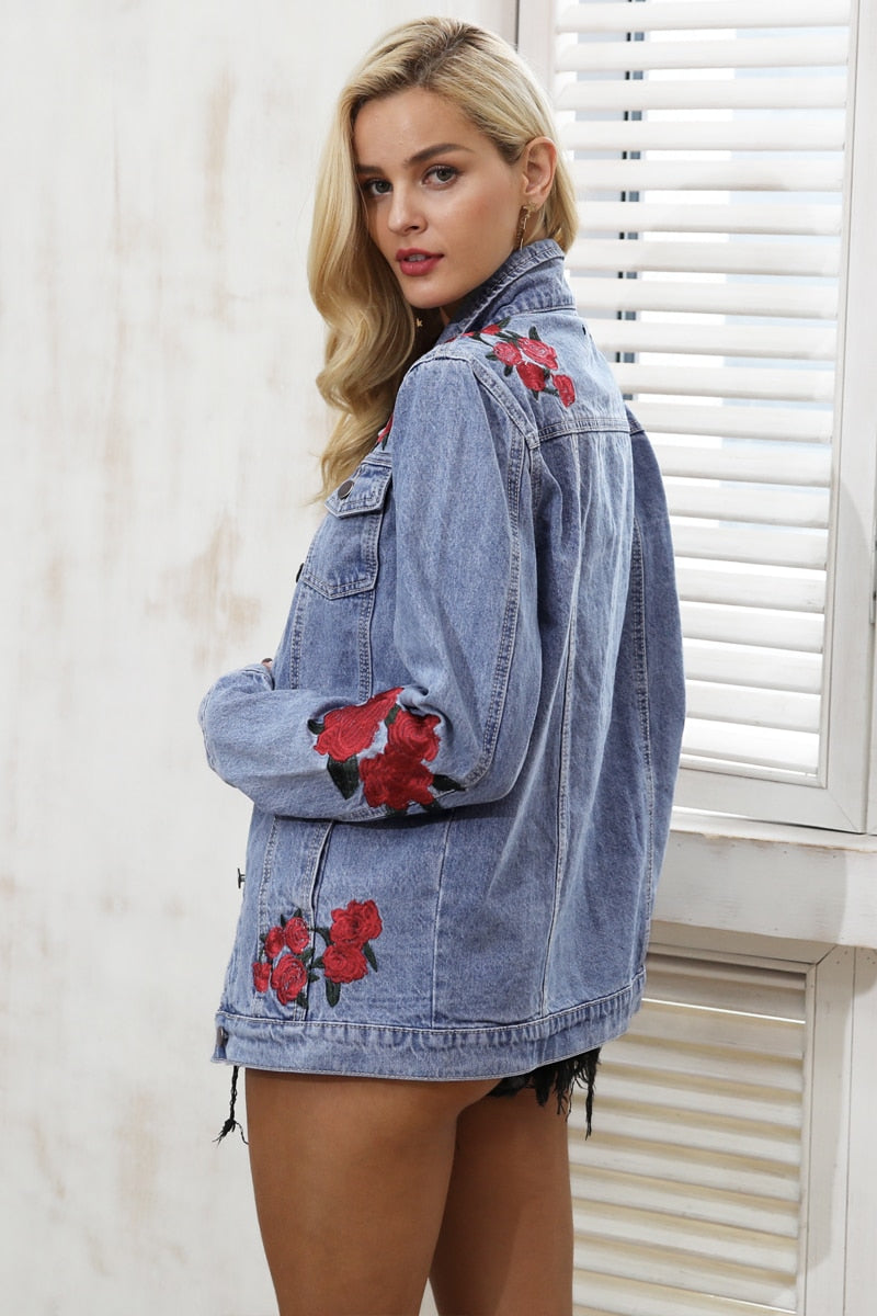KARRI DENIM JACKET