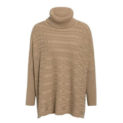 AGOGO TURTLENECK SWEATER